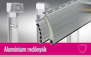 Alumínium redőnyök